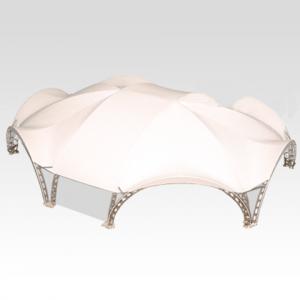 Арочный шатер 22х20 (360 м²)