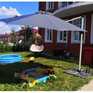 Зонт с боковой опорой