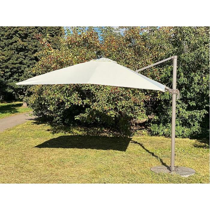 Зонт консольный на боковой опоре